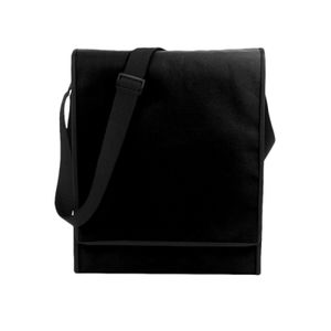 BagBase Budget Vertical Messenger Bag Thumbnail
